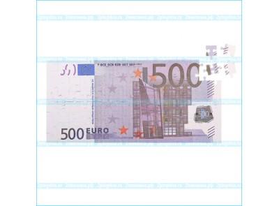"Пазл ""Деньги 500 евро"""