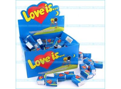 Love is... Клубника-Банан