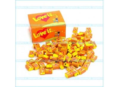 Love is... Апельсин-Ананас