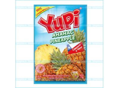 Блок Yupi - разные вкусы